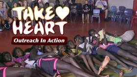 Take Heart 'Outreach In Action'