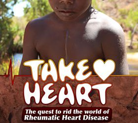 Take Heart heads to the Top End to film!